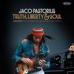 画像1: ジャコ・パストリアス・ワード・オブ・マウスNY 録音! 2枚組CD Jaco Pastorius ジャコ・パストリアス / Truth, Liberty & Soul - Live In NY