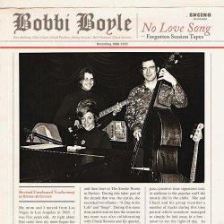画像1: 優しく清楚でキュート&テンダーな瑞々しさ抜群の寛ぎラウンジ派ヴォーカル♡ CD BOBBI BOYLE ボビイ・ボイル / NO LOVE SONG ノー・ラヴ・ソング