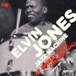 Elvin Jones Jazz Machine / At Onkel Po's Carnigie Hall Hamburg 1981