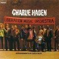 SHM-CD   CHARLIE HADEN  チャーリー・ヘイデン  /  LIBERATION MUSIC ORCHESTRA  リベレーション・ミュージック・オーケストラ