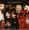 CD  高橋 知己 QUARTET  /  WISE ONE