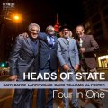 【SMOKE SESSION】CD Heads of State (Gary Bartz - Larry Willis - David Williams - Al Foster) / Four in One