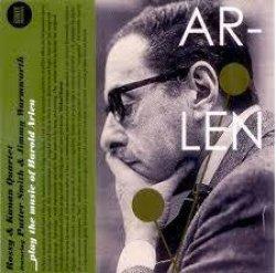 画像1: CD Jorge Rossy & Michael Kanan Quartet / Play The Music Of Harold Arlen