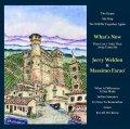CD  JERRY WELDON & MASSIMO FARAO ジェリー・ウェルダン & マッツシモ・ファラオ  /  WHAT'S NEW   ホワッツ・ニュー