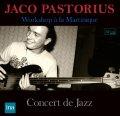 ジャコ・パストリアスと ラシッド・アリのデュオによる白熱のライヴ! CD JACO PASTORIUS ジャコ・パストリアス /   JAZZ CONCERT IN MARTINIQUE  1984  ジャズ・コンサート・イン・マルティニーク 1984