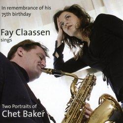 Fay Claassen / Two Portraits of Chet Baker