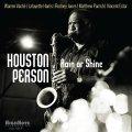粋なオールド・アメリカン・ミュージック CD Houston Person ヒューストン・パーソン / Rain or Shine