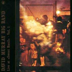画像1:  CD  DAVID MURRAY デヴィッド・マレイ  /  LIVE AT SWEET BASILS VOL.1  ライヴ・アット・スウィート・ベイジル  VOL.1
