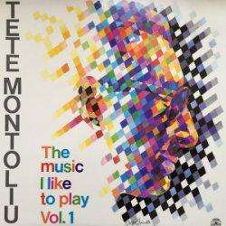 画像1: CD  TETE MONTOLIU テテ・モントリュー / THE MUSIC I LIKE TO PLAY VOL.1  ザ・ミュージック・アイ・ライク・トゥー・プレイ  VOL.1