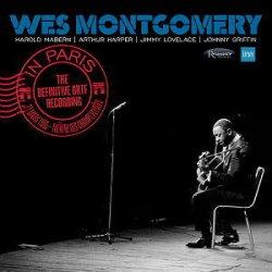 画像1: CDも登場! オリジナル・テープを元にリミックスし、初のオフィシャル発売  2枚組 CD Wes Montgomery ウェス・モンゴメリー / In Paris: The Definitive ORTF Recording
