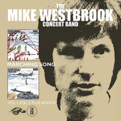 画像1: 3枚組CD   THE MIKE WESTBROOK CONCERT BAND  /  MARCHING SONG VOL.1 / VOL.2 + BONUS