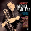 【FRESH SOUND】CD MICHEL DE VILLERS ミシェル・デ・ヴィラース / LOW REED - COMPLETE SMALL GROUP SESSIONS 1949-1956