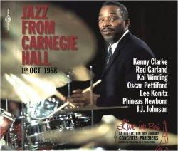 V.A. / Jazz From Carnegie Hall 1er Oct. 1958