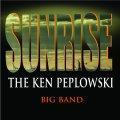 ひたすらスマート&ジェントルに流れるような美メロを繰り出し続けるクラリネットが鮮やかな爽快ビッグ・バンド編! CD THE KEN PEPLOWSKI BIG BAND ケン・ペプロフスキー / SUNRISE