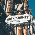 今日流らしいマイルドなロマンティシズムと精悍硬派な迫真スリル&グルーヴ感が鮮烈に交差する独創的抒情編! CD QUIN' KRANTZ クインクランツ / QUIN' KRANTZ