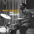 【JAZZ IMAGES】180g重量盤限定LP (ダブルジャケット) Max Roach マックス・ローチ / We Insist! Freedom Now Suite