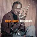 【JAZZ IMAGES】180g重量盤限定LP (ダブルジャケット) Miles Davis マイルス・デイビス / Milestones