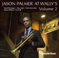 【STEEPLECHASE】CD JASON PALMER ジェイソン・パーマー / AT WALLY'S VOLUME 2
