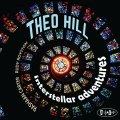 ストレートアヘッドでハードボイルドかつ妖しい思索性も仄めく現代流硬派ピアノ会心打! CD THEO HILL テオ・ヒル / INTERSTELLAR ADVENTURES