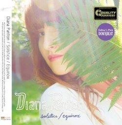 画像1: ダイアナ・パントン重量盤LPシリーズ第3弾! 180g重量盤LP DIANA PANTON ダイアナ・パントン / Solstice / Equinox (邦題:シーズンズ)