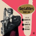 【FRESH SOUND RECORDS】CD GUY LAFITTE ギィ・ラフィット / AND HIS QUARTETTE & QUINTETTE FEATURING GEO DALY