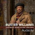 勇猛硬派なアグレッシヴさみなぎった必殺モーダル・アクション会心打! 2枚組LP BUSTER WILLIAMS バスター・ウィリアムズ / AUDACITY