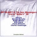 "2枚組CD   ART BLAKEY & THE JAZZ MESSANGERS    /  LIVE AT ""BUBBA'S""  '80 ライブ・アット・バッバス   '80"