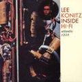 【初回生産限定盤】(180グラム重量盤レコード) 国内盤LP    LEE KONITZ  リー・コニッツ  /  INSIDE  HI-FI