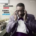 【JAZZ IMAGES】180g重量盤限定LP (ダブルジャケット) Joe Williams / Sings, Count Basie Swings