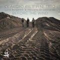 【CAM JAZZ】【ステファノ・アメリオ録音】CD Claudio Filippini クラウディオ・フィリッピーニ / Before The Wind