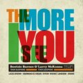 【CELLAR LIVE】CD Bootsie Barnes & Larry Mckenna ブーチー・バーンズ & ラリー・マッケンナ / The More I See You