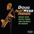 【POSI TONE】CD Doug Webb ダグ・ウェブ / Fast Friends