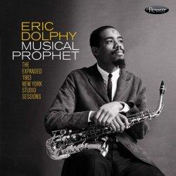 画像1: ★【Resonance Records】3枚組CD ( 日本語帯・解説付)  Eric Dolphy   エリック・ドルフィー  /  Musical Prophet: The Expanded 1963 New York Studio Sessions  ミュージカル・プロフェット:ジ・エクスパンデッド・1963 ニューヨーク・スタジオ・セッションズ