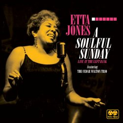 画像1: 【Reel to Real】完全限定2000枚 180g重量盤LP Etta Jones feat. The Cedar Walton Trio / A Soulful Sunday:Live at the Left Bank