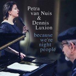 画像1: 【真夜中の甘い囁き】CD   PETRA VAN NUIS ペトラ・ヴァン・ナウス / NIGHT PEOPLE ナイト・ピープル