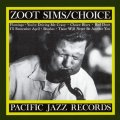【PACIFIC JAZZ 決定盤 & モア】CD ZOOT SIMS ズート・シムズ /  CHOICE  チョイス
