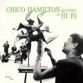 【PACIFIC JAZZ 決定盤 & モア】CD CHICO HAMILTON チコ・ハミルトン / チコ・ハミルトン・クインテット・イン・ハイ・ファイ