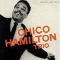 【PACIFIC JAZZ 決定盤 & モア】CD CHICO HAMILTON  チコ・ハミルトン / チコ・ハミルトン・トリオ