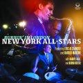 迷いなく明快豪快にストレートアヘッド街道を突き進むスカッとした娯楽活劇的ワンホーン・バップの金字塔!!! CD NEW YORK ALL-STARS featuring ERIC ALEXANDER ニューヨーク・オールスターズ feat. エリック・アレクサンダー / BURNIN' IN LONDON