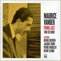 【FRESH SOUND】CD Maurice Vander モーリス・ヴァンデール / Piano Jazz-Trio Sessions