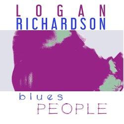 画像1: CD   LOGAN RICHARDSON  ローガン・リチャードソン  //  BLUES PEOPLE   ブルース・ピープル