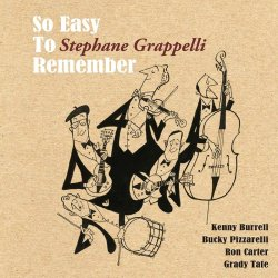Stephane Grappelli / So Easy To Remember