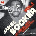 【ニューオリンズの名ピアニスト】2枚組LP James Booker ジェームス・ブッカー / At Onkel Pö's Carnegie Hall, Hamburg 1976 vol.1