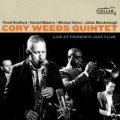 【CELLAR LIVE】CD Cory Weeds Quintet コリー・ウィーズ / Live At Frankie's Jazz Club