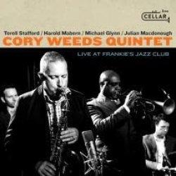 画像1: 【CELLAR LIVE】CD Cory Weeds Quintet コリー・ウィーズ / Live At Frankie's Jazz Club