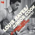 腰を据えてエネルギッシュに完全燃焼する痛快壮快な70年代の充実未発表ライヴ! 2枚組CD Louis Hayes - Junior Cook Quintet ルイス・ヘイズ、ジュニア・クック / At Onkel Pö's Carnegie Hall, Hamburg 1976