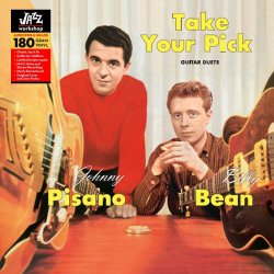 画像1: 完全限定180g重量盤LP  John Pisano & Billy Bean / Take Your Pick-Guitar Duets