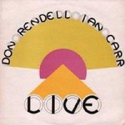画像1: SHM-CD   DON RENDELL & IAN CARR  QUINTET ドン・レンデル&イアン・カー・クインテット  /   LIVE  ライヴ