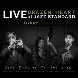 画像1: 2枚組CD DAVE DOUGLAS デイヴ・ダグラス / Brazen Heart Live At Jazz Standard Saturday
