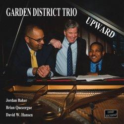 画像1: CD GARDEN DISTRICT TRIO  ガーデン・ディストリクト・トリオ  /  UPWARD